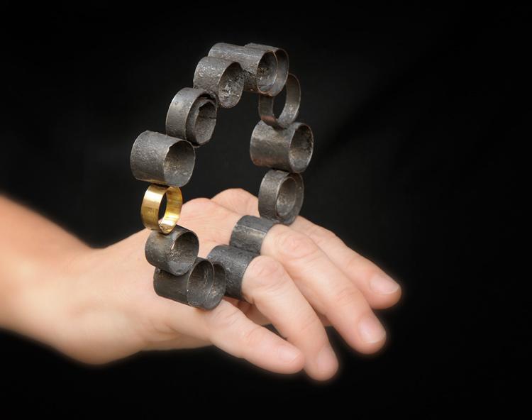 Gigi Mariani bracelet-ring